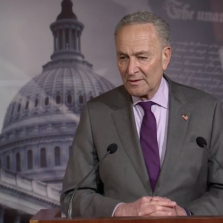 Schumer Demands Probe Of US Attorney's Firing By Barr And Trump