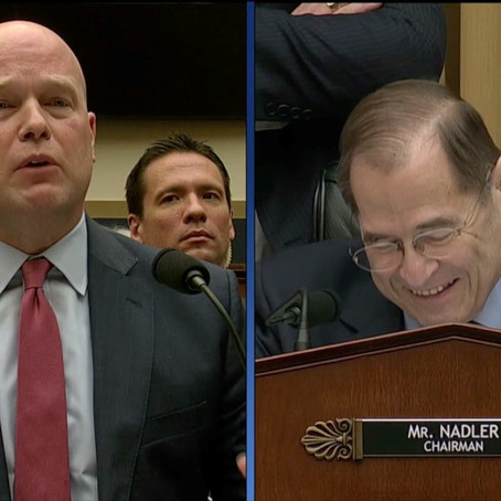 No, The Witness Doesn't Get To Tell Chairman Nadler His 5 Minutes Are Up