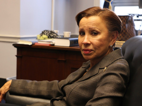 Nydia Velazquez Recounts Her Coronavirus Struggle