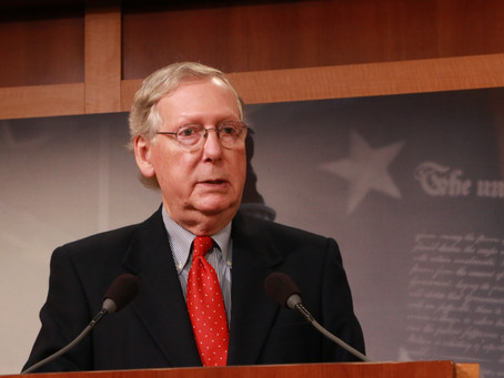 McConnell Rips Trump's Syria Withdrawal