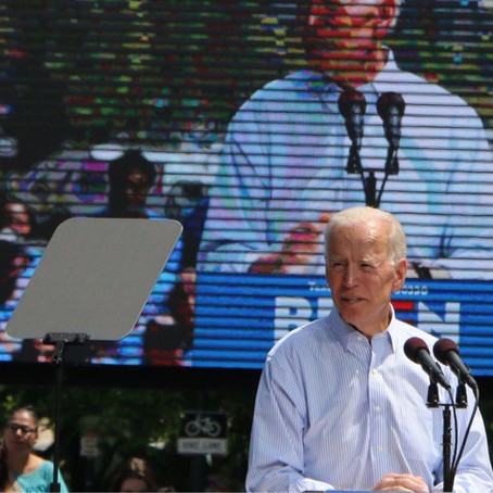 Biden Wins Modest Support For A Modest Idea In Rollout — Drop the Anger