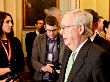 McConnell Declares He Will Not Be Impartial In Impeachment Trial
