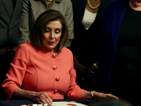 Pelosi Launches House Select Committee on the Coronavirus