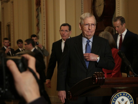 GOP Senate Coronavirus Payments Exclude Poor People