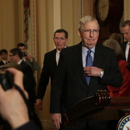 GOP Senate Coronavirus Payments Exclude Poor People