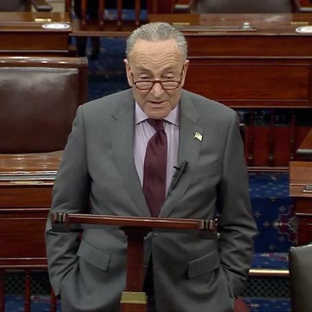Trump's Historic Second Impeachment Goes To The Senate