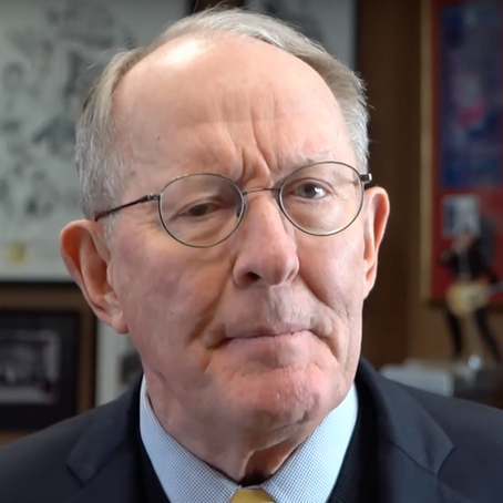 Trump Did It, But Shouldn't Be Impeached, Says Lamar Alexander
