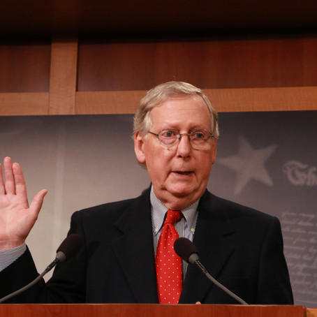 McConnell Hits Trump Syria Pullout Again