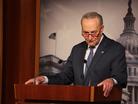 Senate Cuts Coronavirus Rescue Deal; Schumer's Explanation