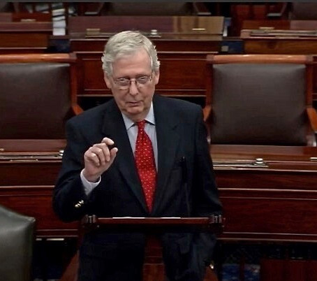 Senate Stalls More Aid For Coronavirus Fight