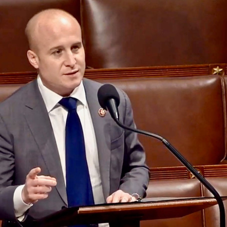 Rep. Max Rose Deploys With National Guard To Battle Coronavirus