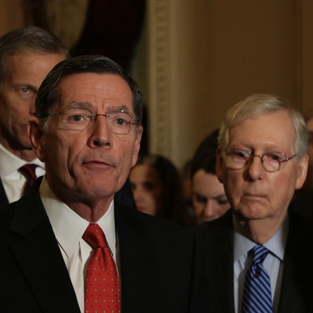Barrasso Alleges Dem 2020 Contenders Have Conflicts Of Interest