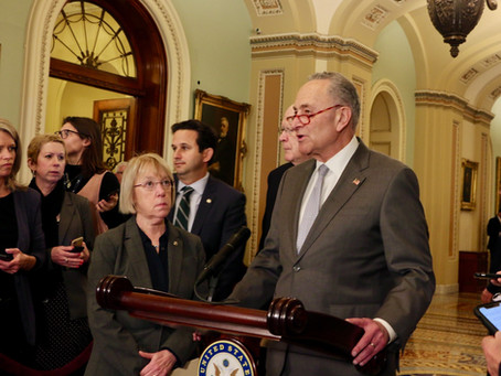GOP Stalls Coronavirus Funding Over Affordability Demands, Dems Say