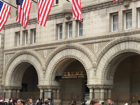 Dems Oppose Rent Break For Trump Hotel