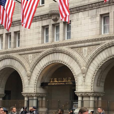 Dems Oppose Rent Break For Trump Hotel
