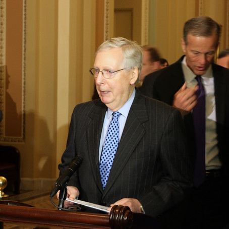 McConnell: We Won On Impeachment