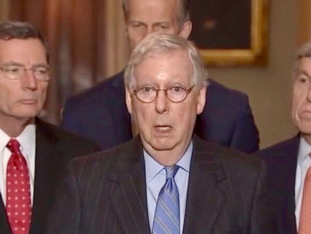Trump Coronavirus Response Disturbs Capitol Hill