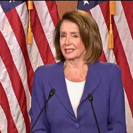 Pelosi Re-Ups The Climate Select Committee