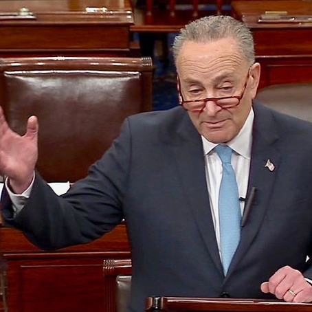 Schumer Trolled Trump Before The State Of The Union