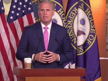 Kevin McCarthy Says It's Dems' Fault White House Blocked Fauci Testimony