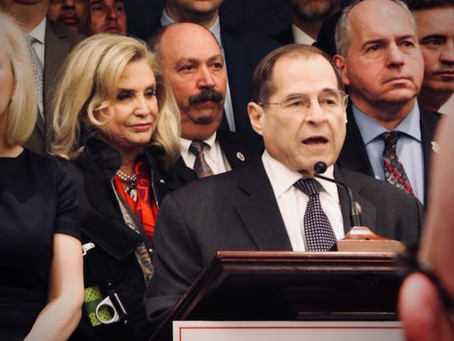 Nadler To Mark Up Bill Decriminalizing Pot