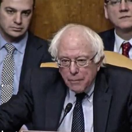 Bernie Sanders: Biden Needs Progressives In His Administration