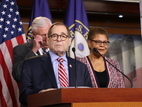 Nadler Demands Barr Turn Over Mountain Of Evidence