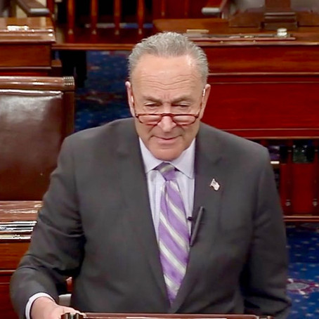 Schumer Hopes The Rich Rescue Newspapers -- And American Democracy