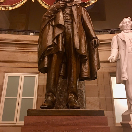 Here Are The 11 Confederates Honored With Statues In The Capitol