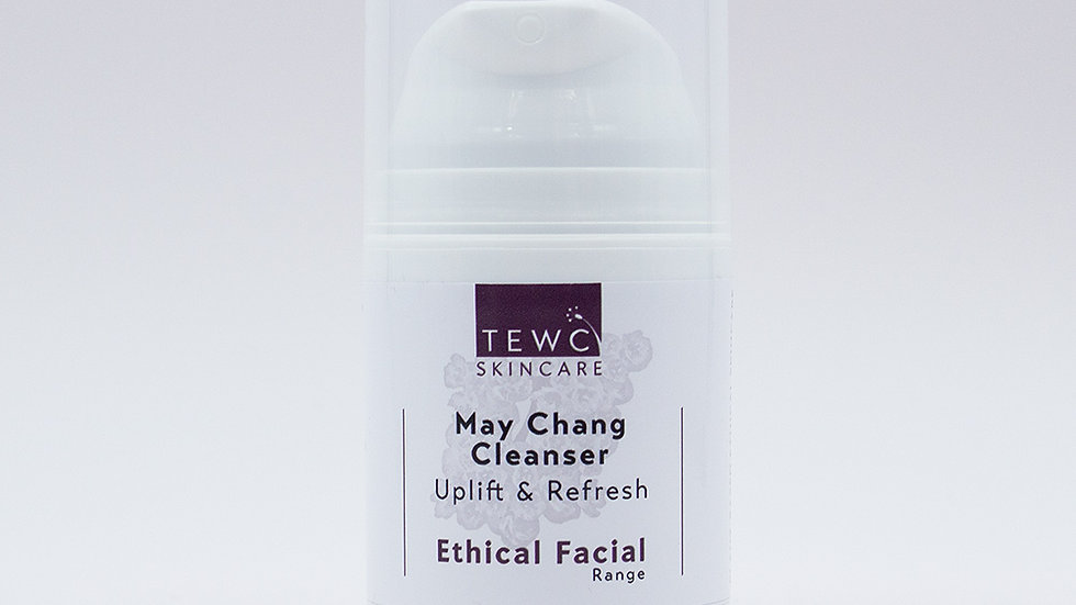 May Chang Cream Cleanser - 45g