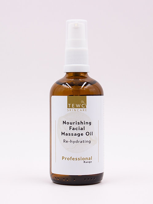 Nourishing Facial Massage Oil - 90g