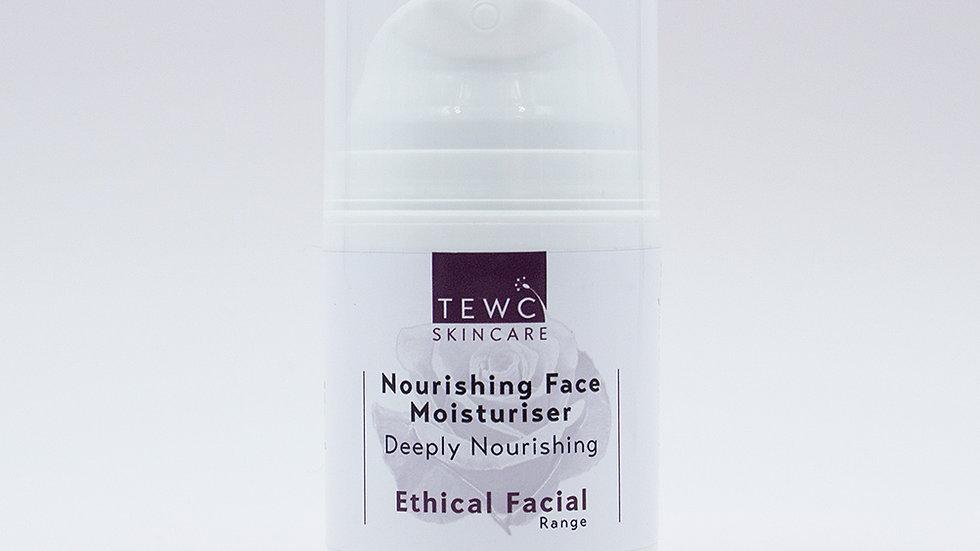 Nourishing Face Moisturiser - 40g