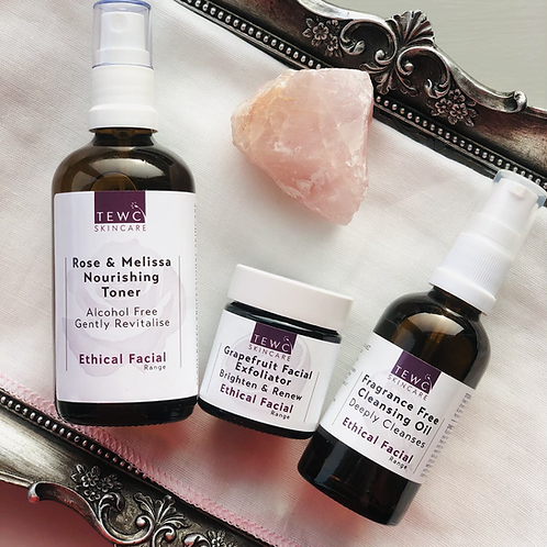 Nourishing Cleansing Bundle