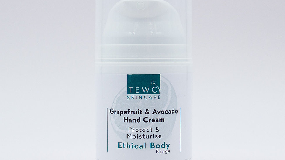 Grapefruit & Avocado Hand Cream - 45g