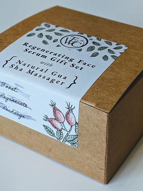 Regenerating Face Serum Gift Set (RRP £29.50)