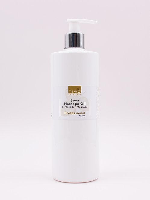 Soya Massage Oil - 450g