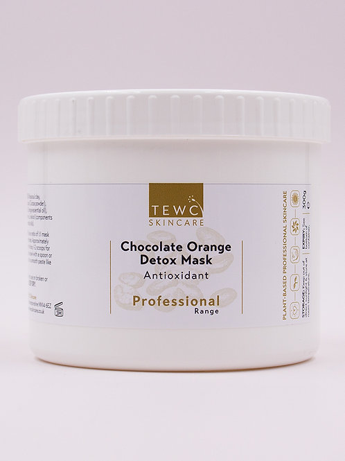 Chocolate Orange Detox Mask - 300g