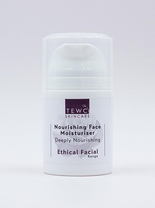 Nourishing Face Moisturiser - 40g (RRP £17.00)