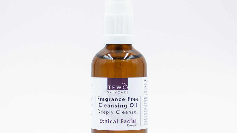 Fragrance Free Cleansing Oil - 45g