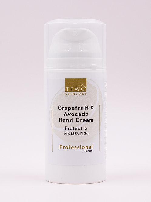 Grapefruit & Avocado Hand Cream - 75g