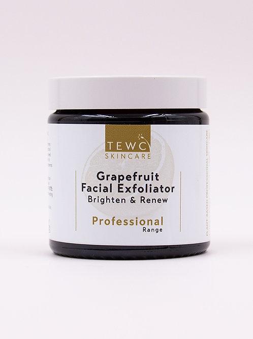 Grapefruit Facial Exfoliator - 90g