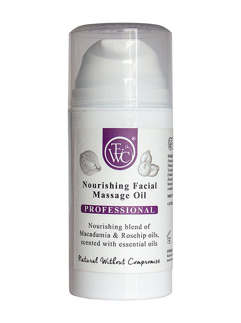 Nourishing Facial Massage Oil - 80g