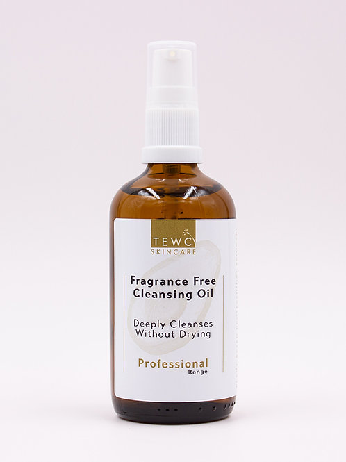 Fragrance Free Cleansing Oil - 90g