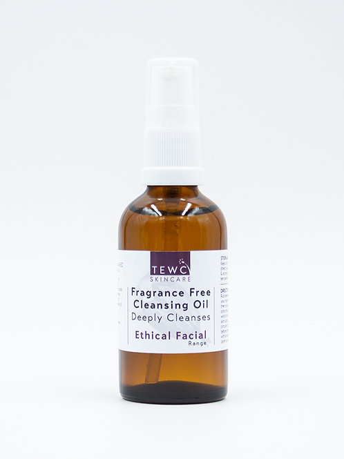 Fragrance Free Cleansing Oil - 45g (RRP £12.50)