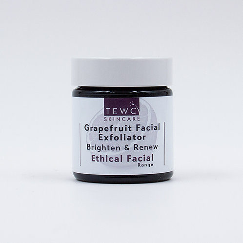 Grapefruit Facial Exfoliator - 30g