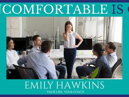 How to Break Through Your Comfort Zone