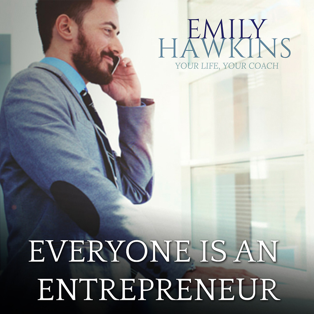 why everyone is considered an entrepreneur