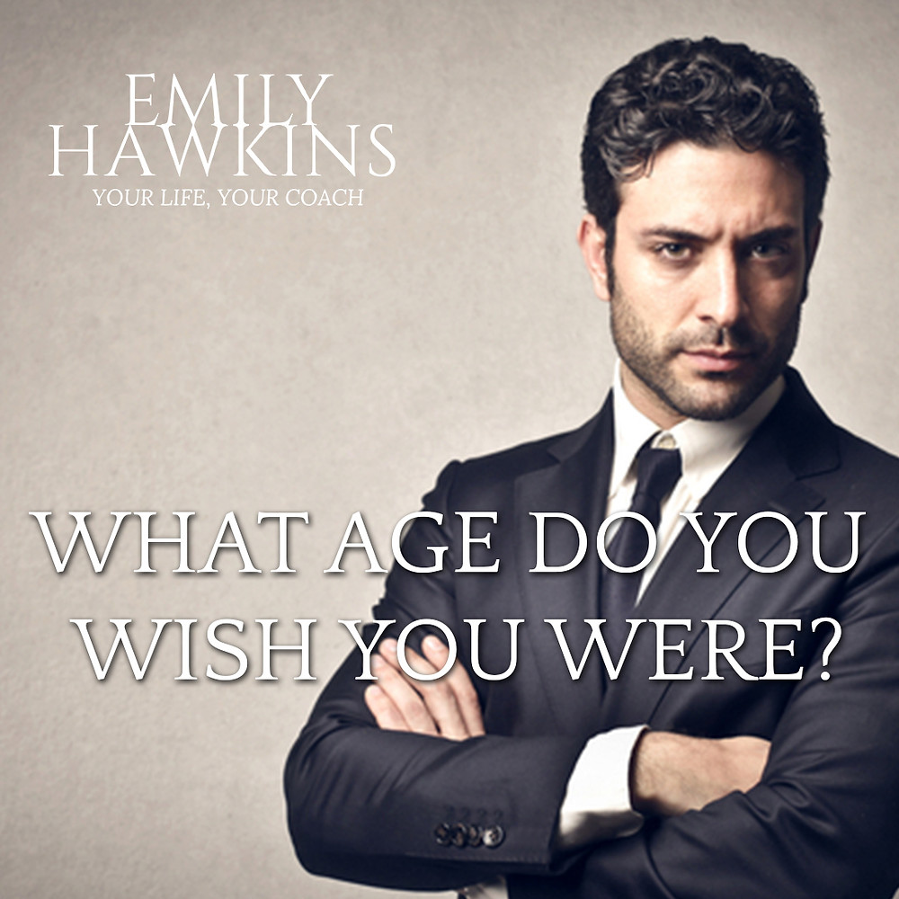 What age do you wish you were?