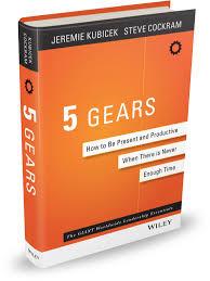 The Five Gears By Kubicek