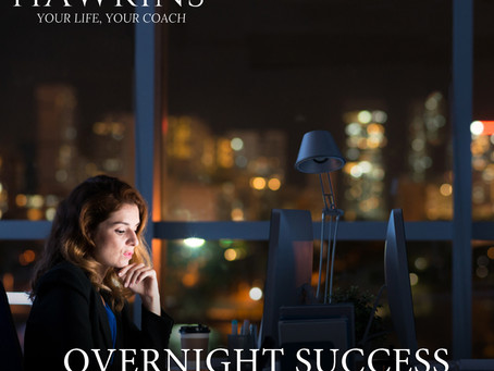 The Overnight Success Myth